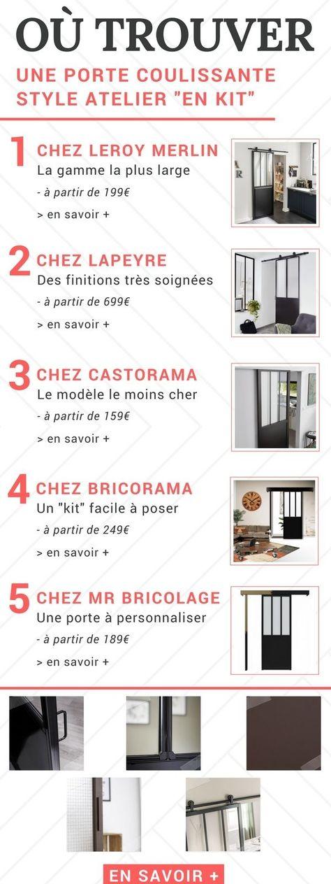 213 best Fenêtres et Verrières images on Pinterest Mezzanine - pose de porte coulissante