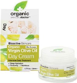 Organic Doctor Organic Virgin Olive Oil Day Cream Organic Doctor Skin Care Solutions Homemade Beauty Recipes