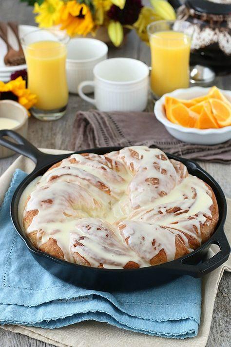 Breakfast Bread Twist #bread #christmasbreakfast