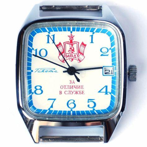 vintage Vintage watch RAKETA Limited...
