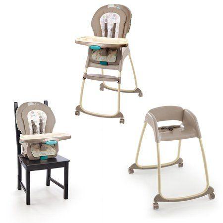 Buy Ingenuity Trio 3 In 1 High Chair Sahara Burst At Walmart Com