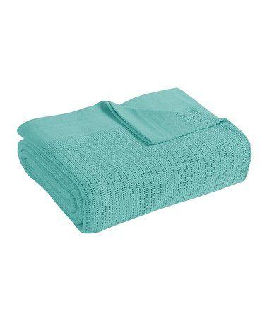 Look What I Found On Zulily Turquoise Blanket Zulilyfinds