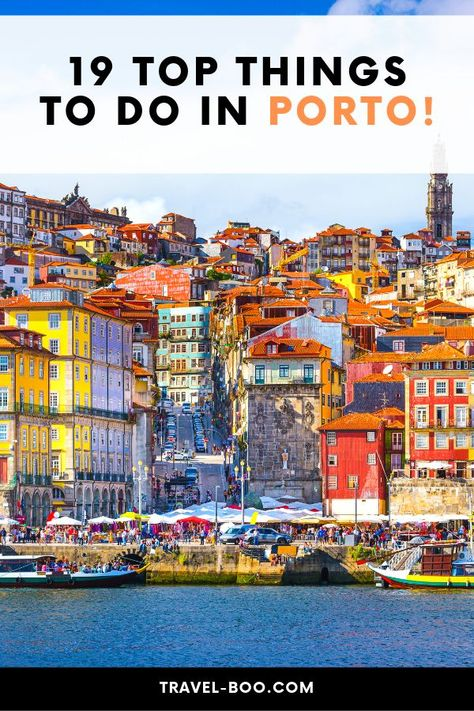 19 Top Things to do in Porto, Portugal! | travel-boo | Portugal & Spain Travel Blog