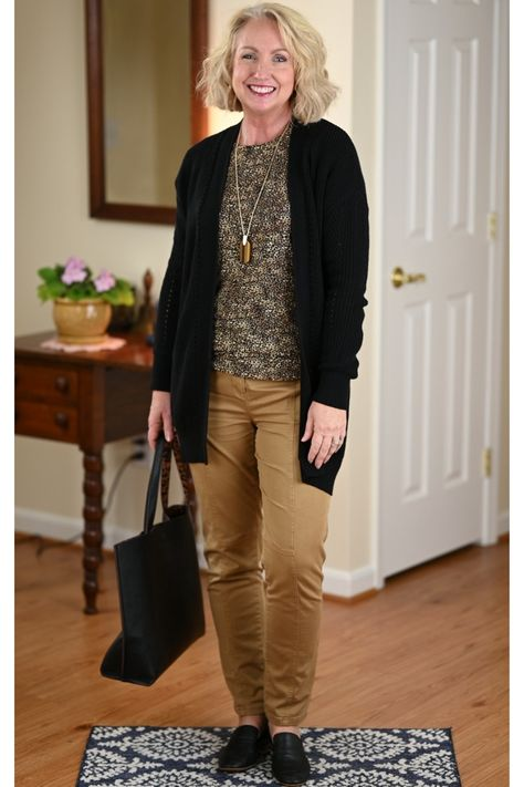 Fashion Look Featuring Socialite T-shirts and Talbots Women's Fashion by mykayharms - ShopStyle