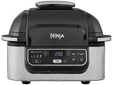 Ninja Foodi Health Grill And Air Fryer Ag301uk 5 7 Litres
