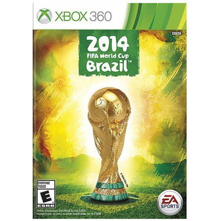 Video Games World Cup Fifa Fifa 2014 World Cup