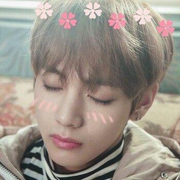 V Bts And Taehyung Image Taehyung Baby Face Image