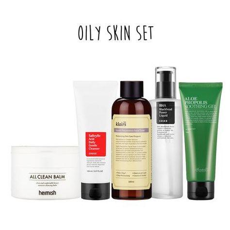 5 Step Korean Skin Care Routine For Oily Skin