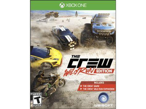 Cool Ubisoft The Crew Wild Run Fr Nl Xbox One Chez Media Markt