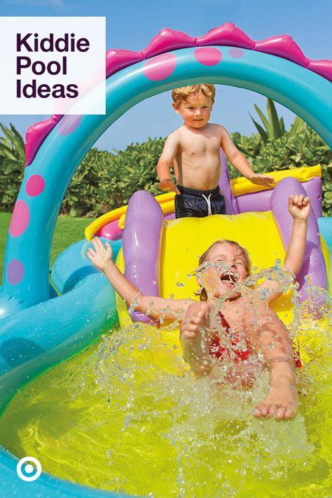 Kiddie Pool Ideas