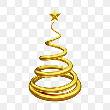 Decorative Golden Spiral Christmas Tree On Transparent Background Christmas Tree Spiral Merry Christmas Png Transparent Clipart Image And Psd File For Free D Spiral Christmas Tree Christmas Ring Decoration Christmas Border