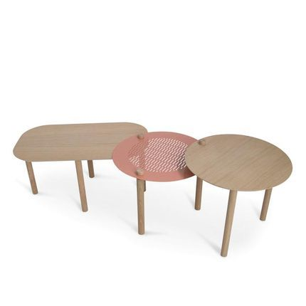 Multi Moon Mos Design Mom Petite Table Basse Table Basse