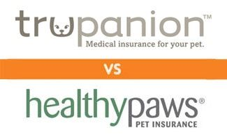 Trupanion Vs Healthy Paws A Pet Insurance Showdown Pet