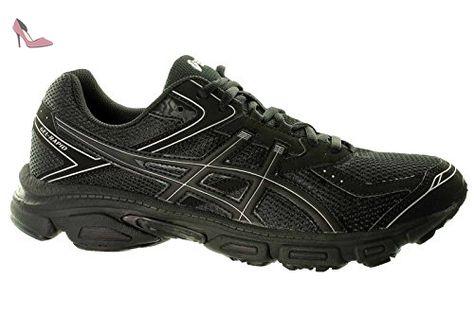 GT-1000 6, Chaussures de Running Homme, Noir (Black/Safety Yellow/Black 9007), 48 EUAsics