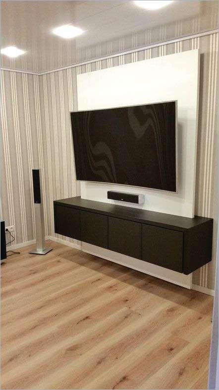 Tv Wand Bauen Fernsehwand Selber Bauen Referenzen Tv Wall Tv Wand