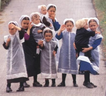 Amish Children | Amish Mennonites | Amish and other groups