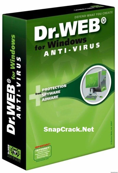 Dr.Web Antivirus Download with Serial Number & Lifetime License Keys is latest antivirus program offer complete protection to your Pc from malicious content