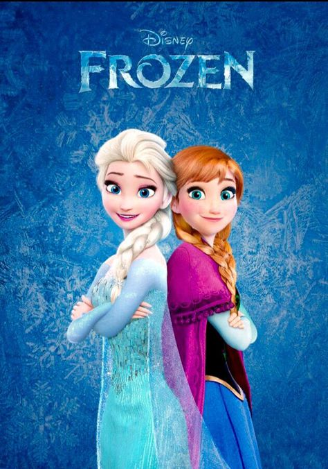 Disney Frozen. Anna and Elsa. I love this movie and the songs :) Let It Go, Do You Want to Build a Snowman. Sisters