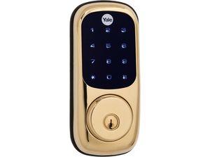 Yale Yrd220zw605 Z Wave Deadbolt Lock Discontinued Deadbolt Lock Deadbolt Yale Door Locks
