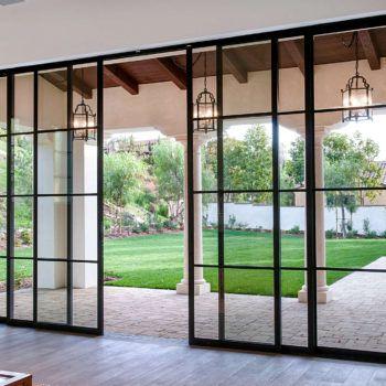Shady Canyon In 2020 Sliding Door Design Sliding Patio Doors Patio Doors