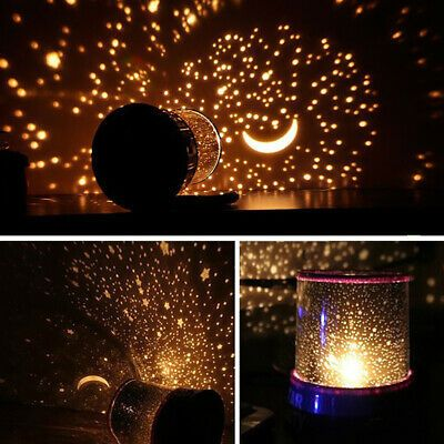 Sponsored Link Romantic Led Starry Sky Projector Night Lamps
