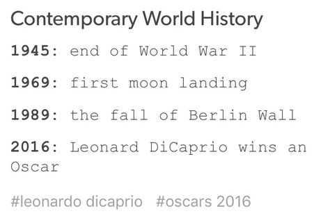WE CAN'T REPOST ANY MORE LEONARDO DI(NO OSCAR)CAPRIO MEMES AAAHH