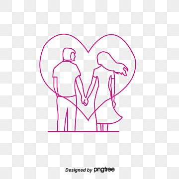 Couple Holding Hands Watching Landscape Back View And Reflection In Water Hand In Hand Look At The Scenery Couple Png Transparent Clipart Image And Psd File Couple Holding Hands Hand