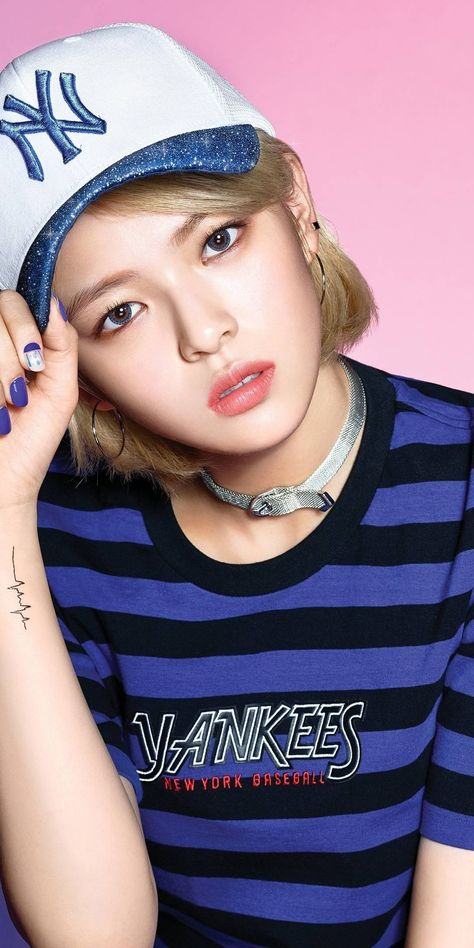 1080x2160 Celebrity Jeongyeon Singer Wallpaper Celebrities
