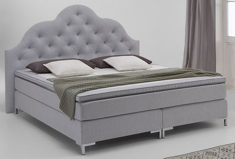 Boxspringbett, Atlantic Home Collection Schlafzimmer, Bett und - boxspringbetten polsterbetten unterschiede uberblick