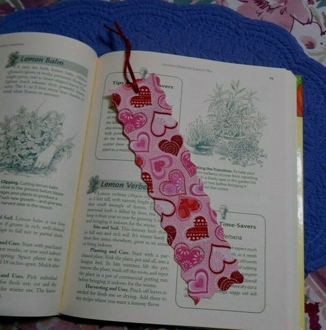 160 Best Bookmarks Fabric Or Cloth