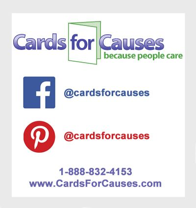 @Cards for Causes  Cards For Causes