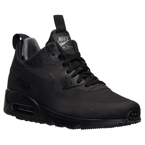 Men's Nike Air Max 90 Utility Running Shoes 806808 002