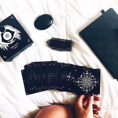 Photo by @heartlandmagic   The gorgeousness of midnight hues.   #blackismagic #dardaystarot #obsidian #crystals #blacknails #tarot #tarotreadersofig #tarotreading #tarotcards #tarotreader #tarotreadersofinstagram #darkdaystarot #darkdays #moontarot #lunar #moon #magic #witchesofinstagram #witchcraft #witchesofig #tarotcardoftheday #tarotcommunity #darkdaystarotdeck #darkmoon #newmoontarot