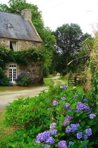 Pin by Essebes 13 on Green inspiration   French country house, Country farmhouse style, French country cottage