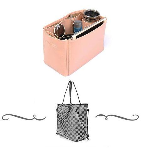 Neverfull MM Deluxe Leather Handbag Organizer 17688e8851978