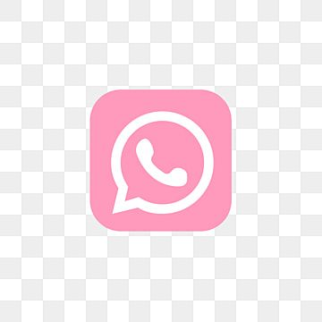 Pink Whatsapp Icon Whatsapp Clipart Whatsapp Symbol Png And Vector With Transparent Background For Free Download In 2021 Internet Logo Message Logo Logo Design Free Templates