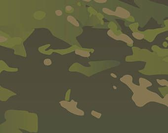 Instant Download 43 Vector Camouflage Patterns Realistic Etsy Camouflage Pattern Multicam Tropic Camouflage Patterns