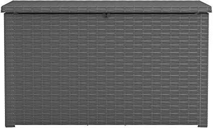 Amazon Com Keter Java Xxl 230 Gallon Outdoor Storage Deck Box