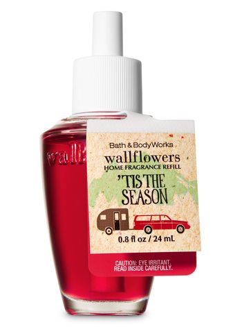 Tis The Season Wallflowers Fragrance Refill Bath And Body Works Bath And Body Works Fragrance Bath And Body