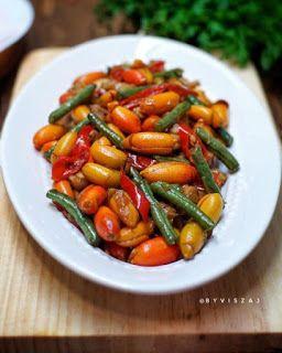 Oseng Kulit Melinjo Resep Masakan Tumis Makanan Dan Minuman