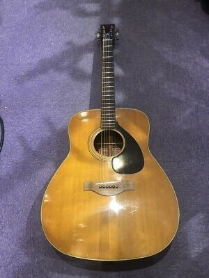 Yamaha Fg 180 Acoustic Guitar Used In 2020 Acoustic Guitar Guitar Acoustic