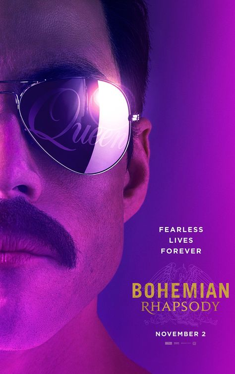 The movie Bohemian Rhapsody: trailer, clips, photos, soundtrack, news