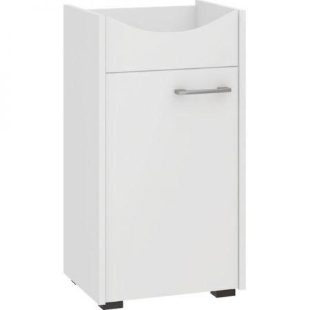 Szafka Lazienkowa Podumywalkowa Fin 1d Biala Furniture Cabinet Filing Cabinet