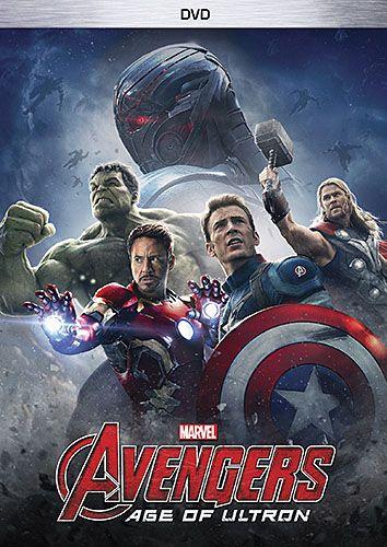Marvel S The Avengers Age Of Ultron Dvd Avengers Marvel Age