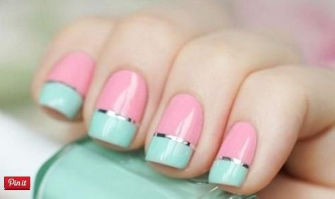 26 Adorable Pastel Nails Ideas