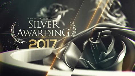 Silver Awarding Pack by iluzie on Envato Elements
