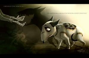 Frankenweenie I Beheld The Wretch By Professorpemzini Disney Animated Movies Tim Burton Movie Tim Burton