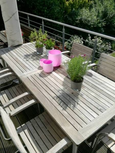 Verkaufe Hier Einen Schonen Grossen Garten Tisch Von Garpa Der Tisch Ist 2 20 X 0 90m Gross Er Ist Garpa Garten Tisch In Bochum Bochum S Tisch Garten Gross