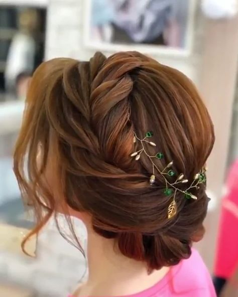 Gorgeous hair styles for girls.