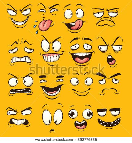 Related Image Funny Cartoon Faces Cartoon Faces Expressions